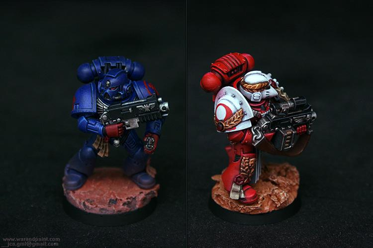 Crimson Fist, Jca, Son Of Orar, Sternguard, Successor, Tactical