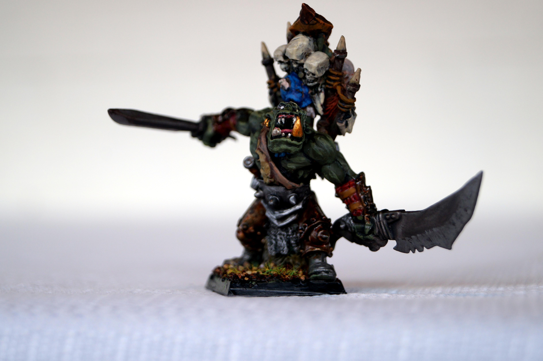 Orcs &  Goblins, Trophy Rack