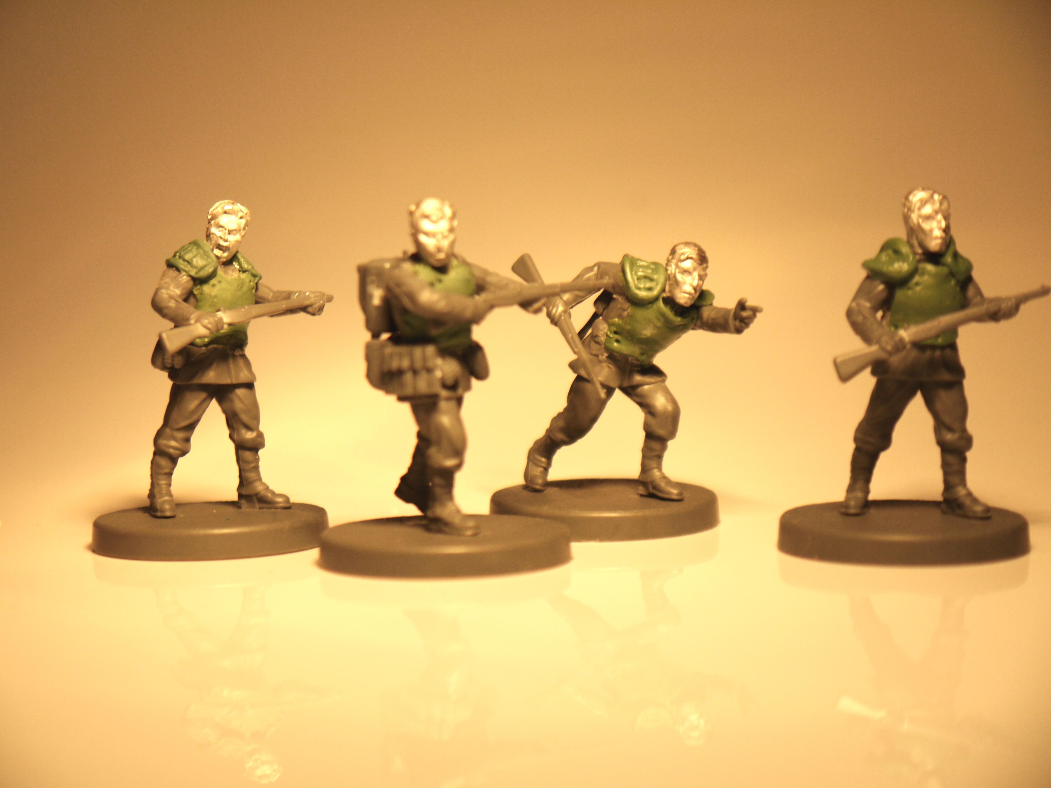 America, Anzac, Conscript, Fallout, M1 Garand, Ncr, Post Apocalyptic, Recruit, Rifle, Soldier