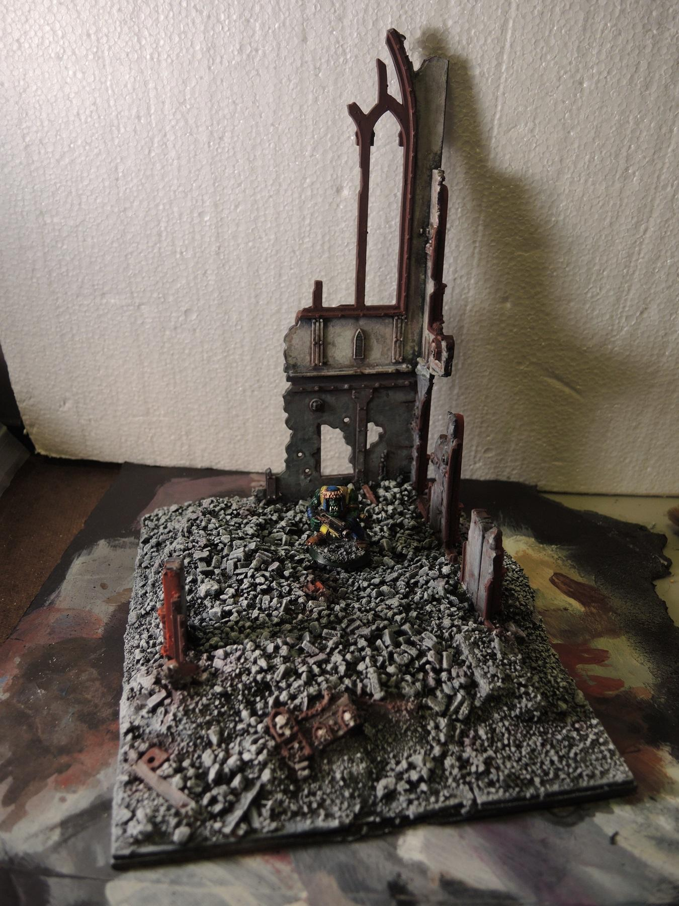 Cities Of Death, Commission, Commissions, Terrain, Waaazag