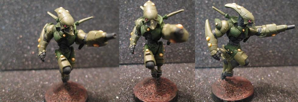 Charontid, Combined Army, Corvus Belli, Infinity