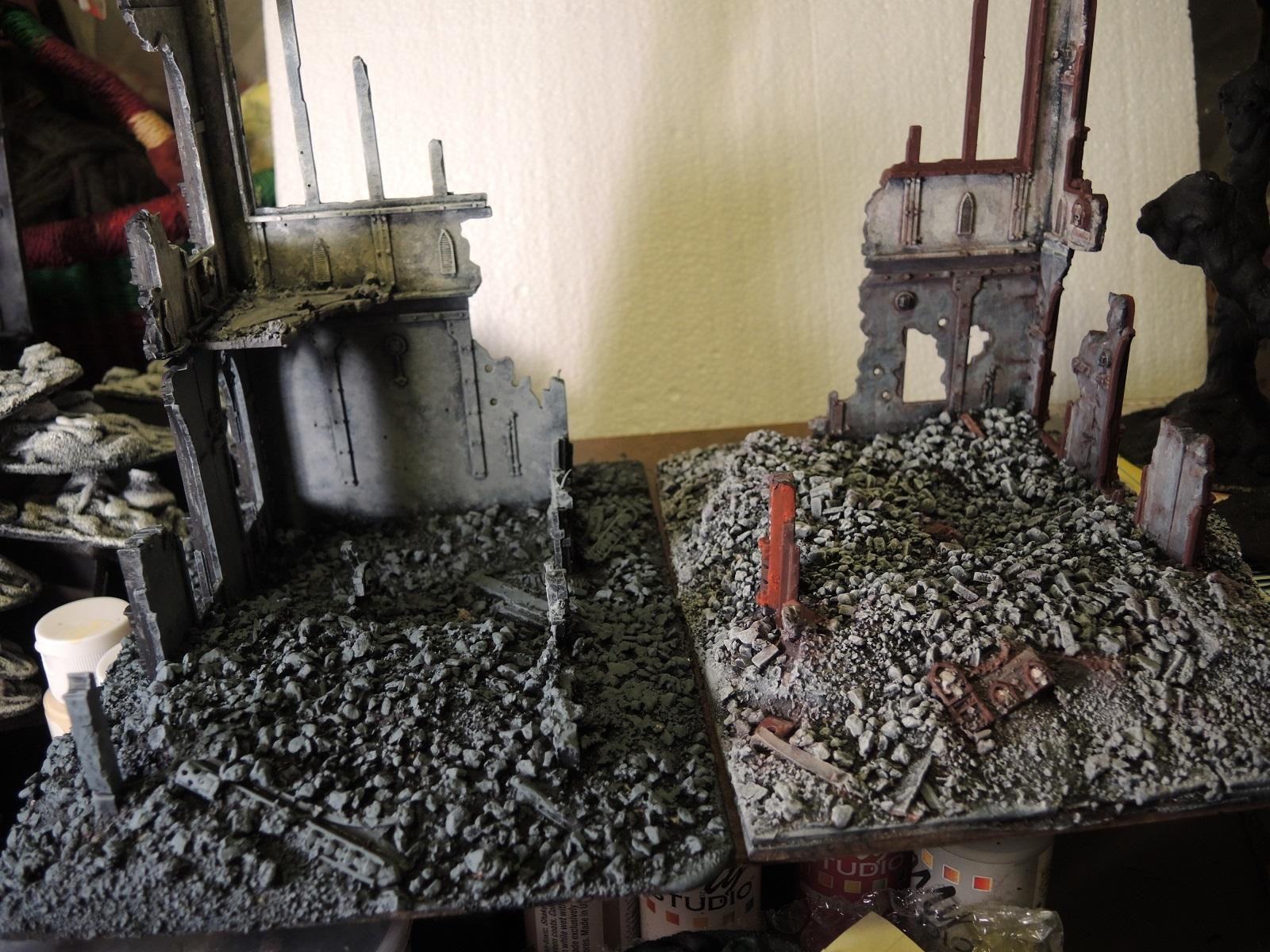 Commission, Commissions, Terrain, Waaazag, Work In Progress