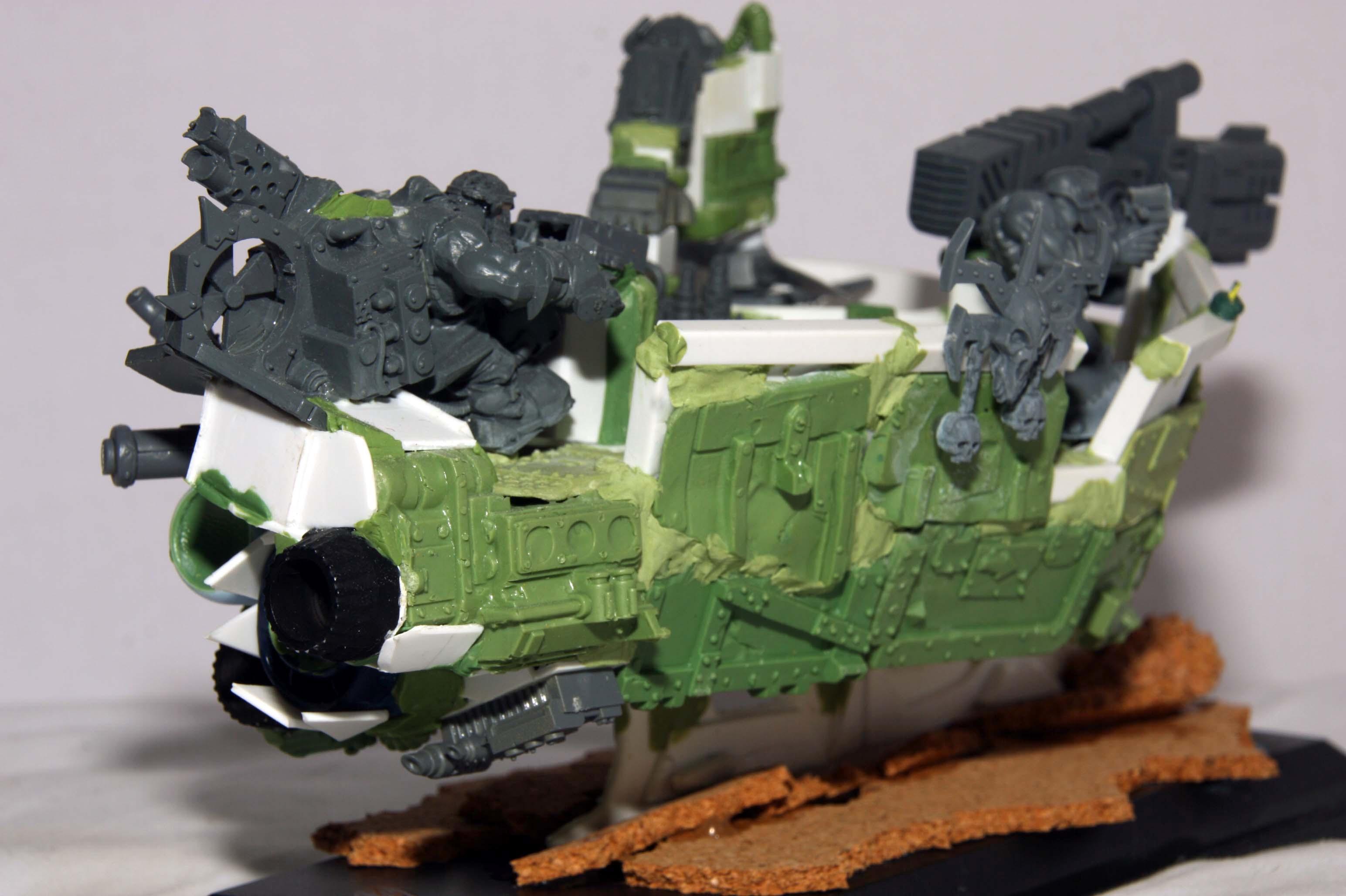 Battlewagon WIP3