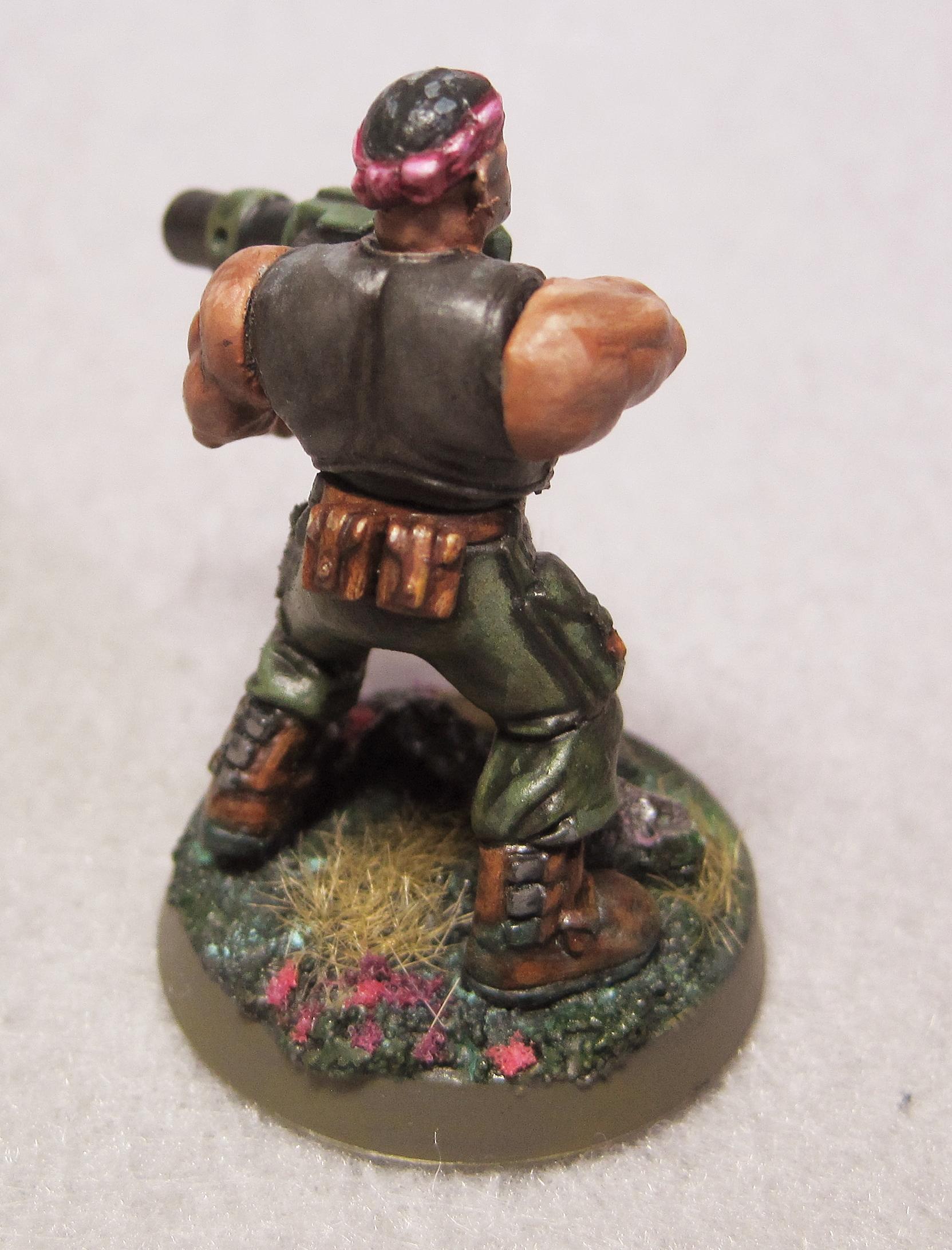 Imperial Guard, Inquisitor, Veteran, Warhammer 40,000
