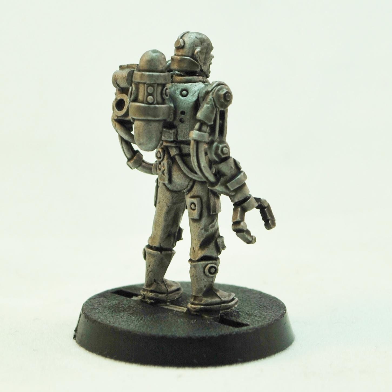 Adeptus Mechanicus, Techno Communion