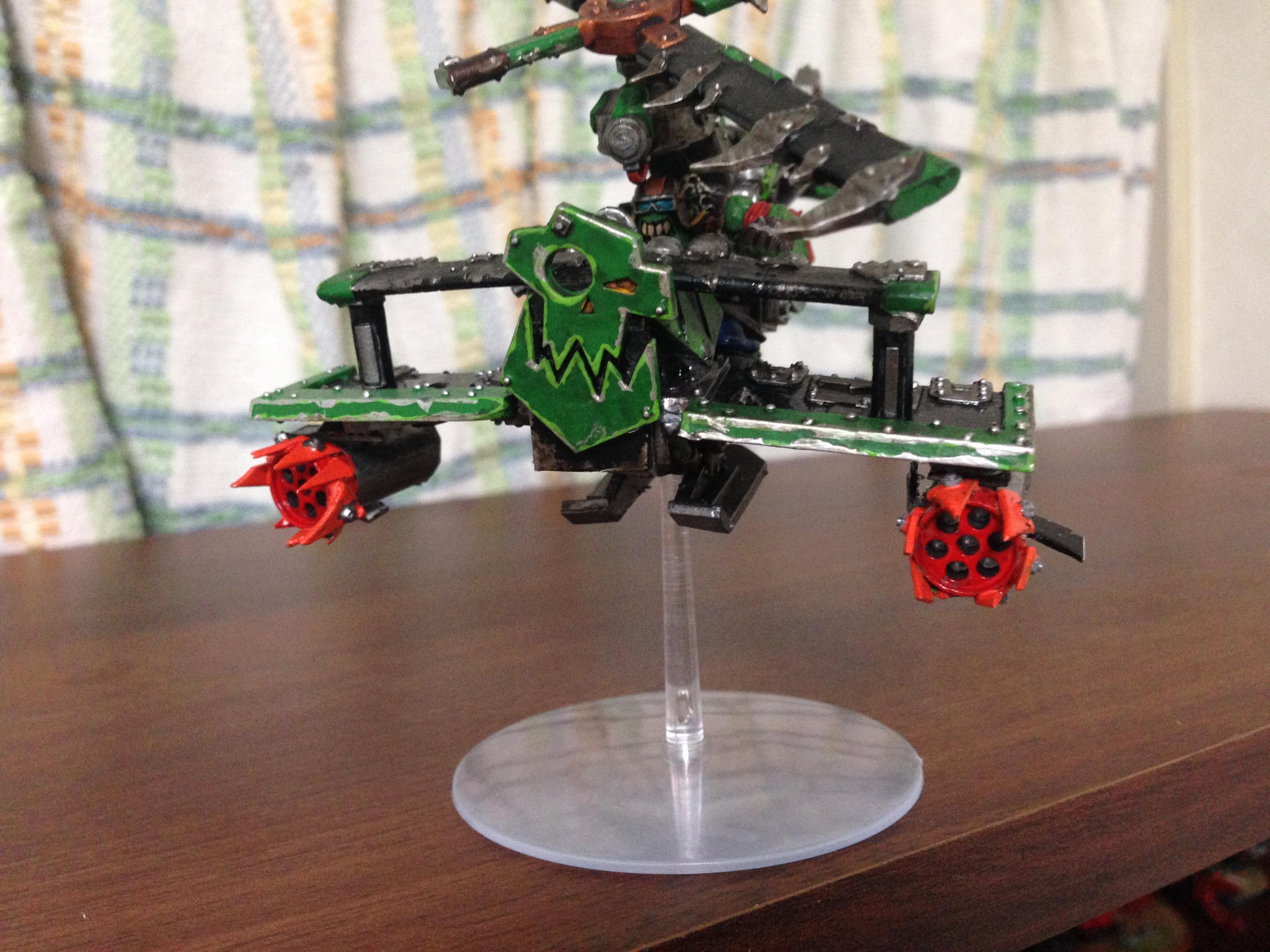 Green Baron, Orks, Warhammer 40,000