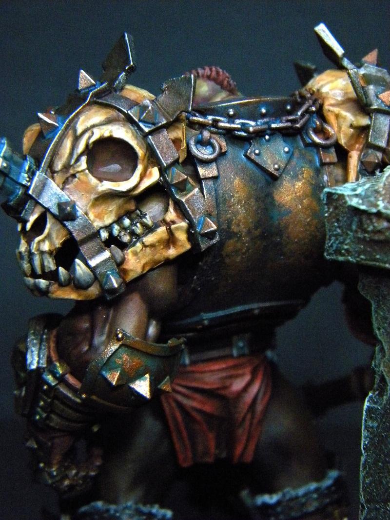Orc Warrior, Orcs, Warboss