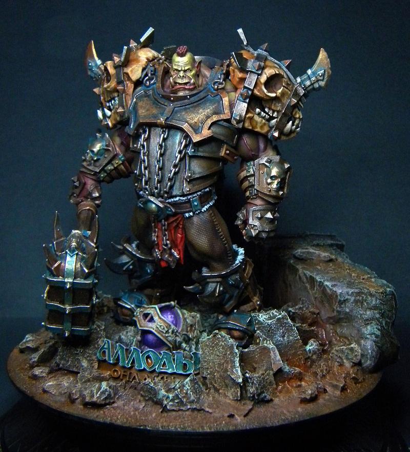 Orcs, Warlord
