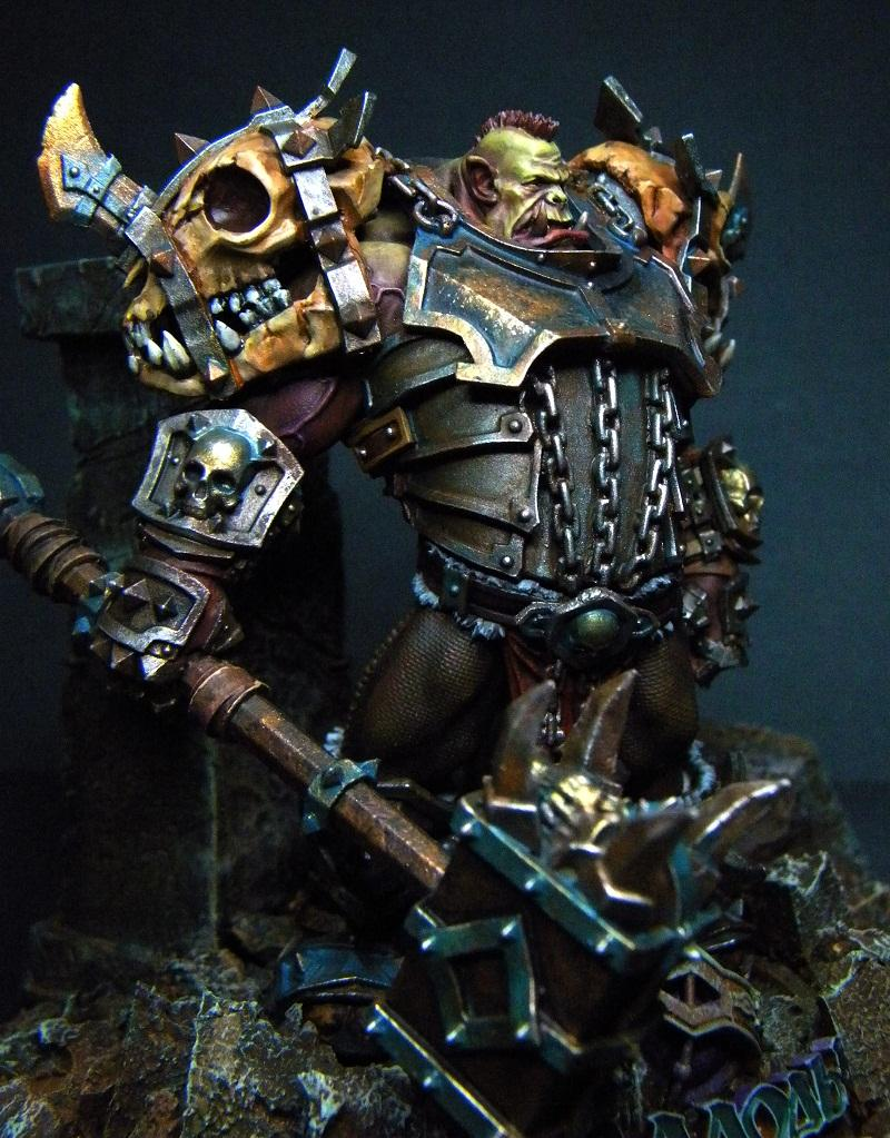 Orks, Warchief