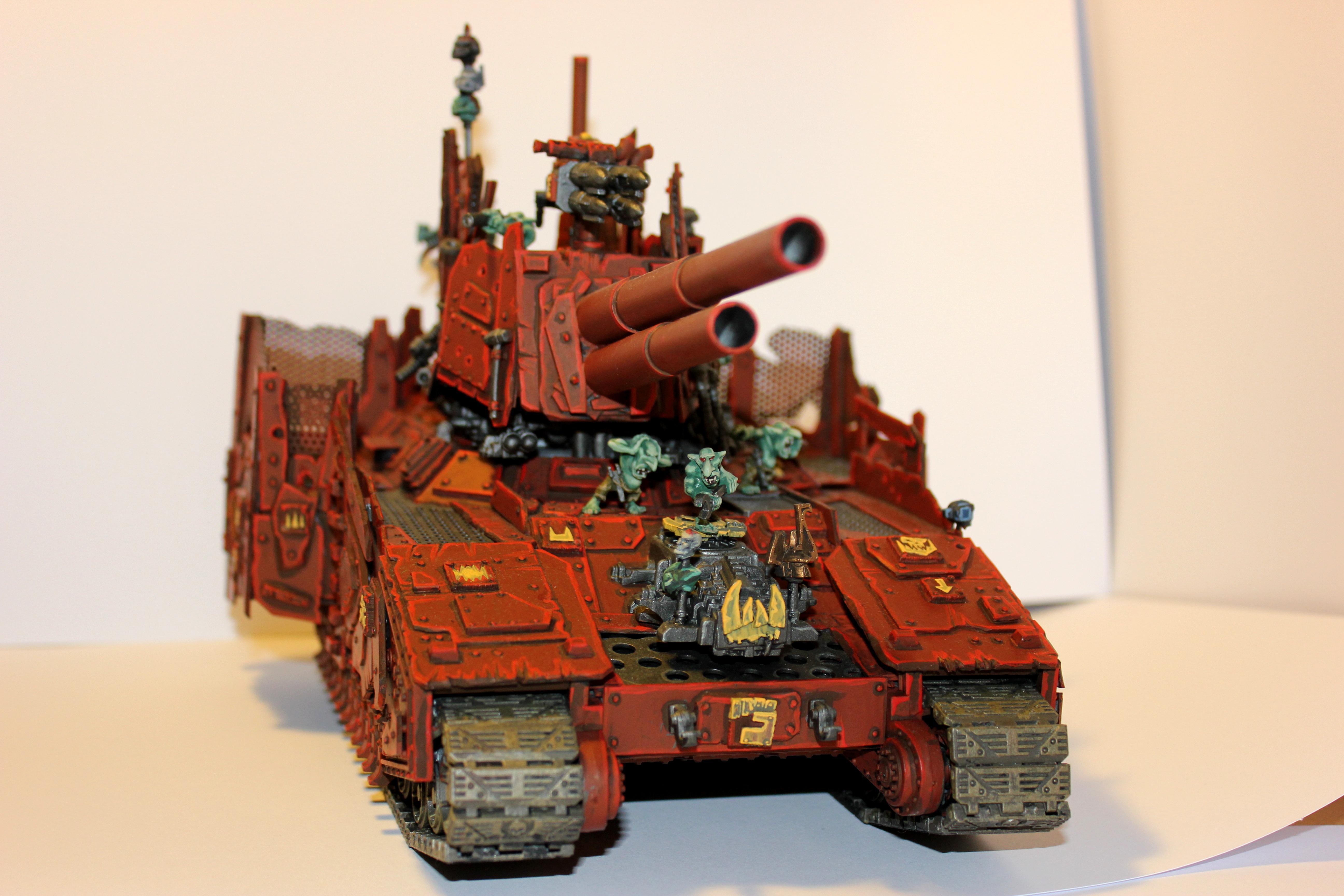 Baneblade, Battlewagon, Bazzooka, Beutepanza, Buggy, Dakka Dakka, Grots, Imperial Tank, Kampfpanza, Kampfpanzer, Lootaz, Mekboy, Moscha, Ork Tank, Orkboy, Plünderas, Squix