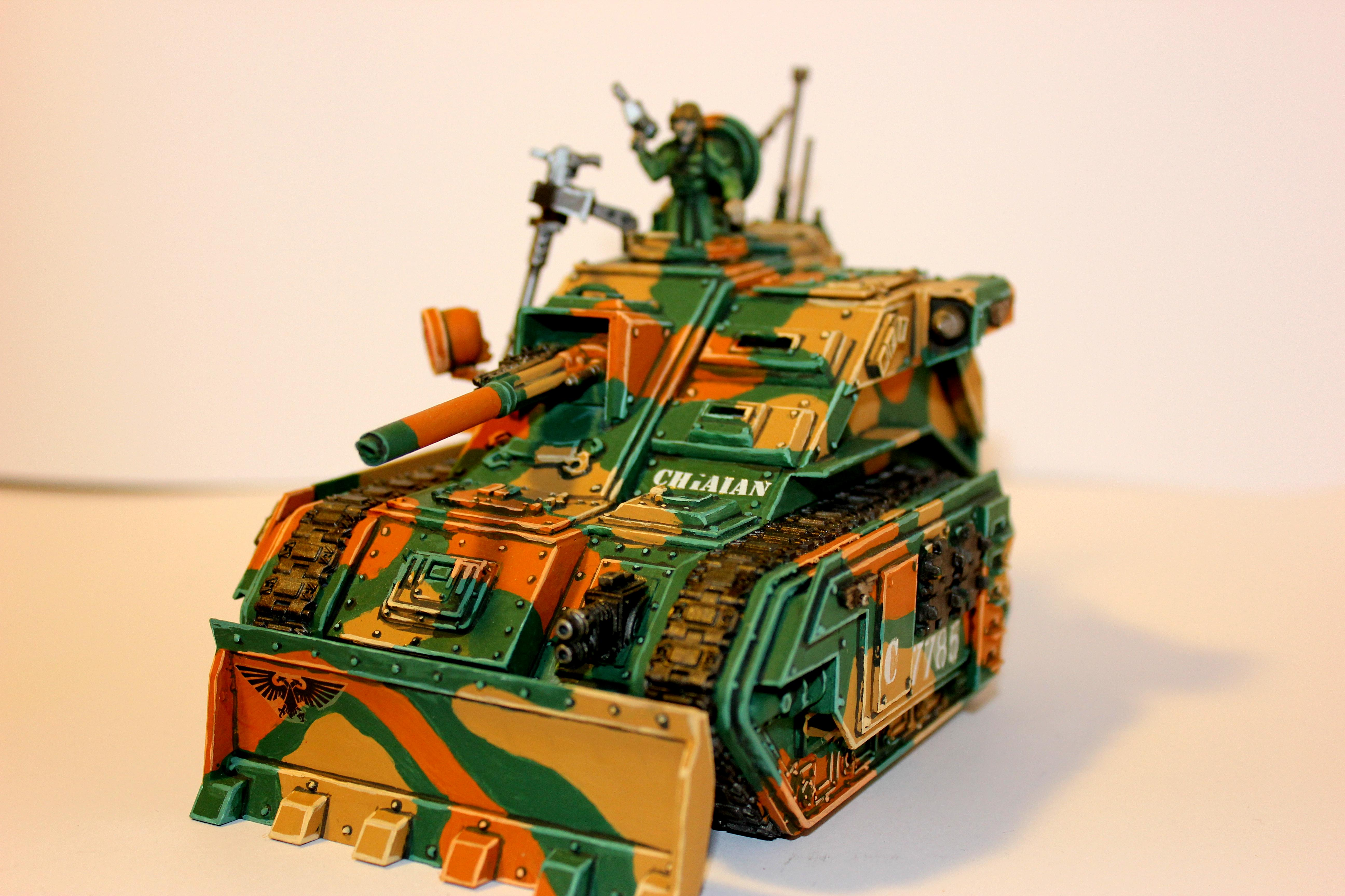 Astra Militarum, Cadians, Catachan, Chimäre, Chimera, Custom, Heavy Armour, Imperial Guard, Imperial Tank, Imperiale Armee, Machine Gun, Melter, Mordia, Panzer, Truppentransporter, Umbau, Warhammer 40,000