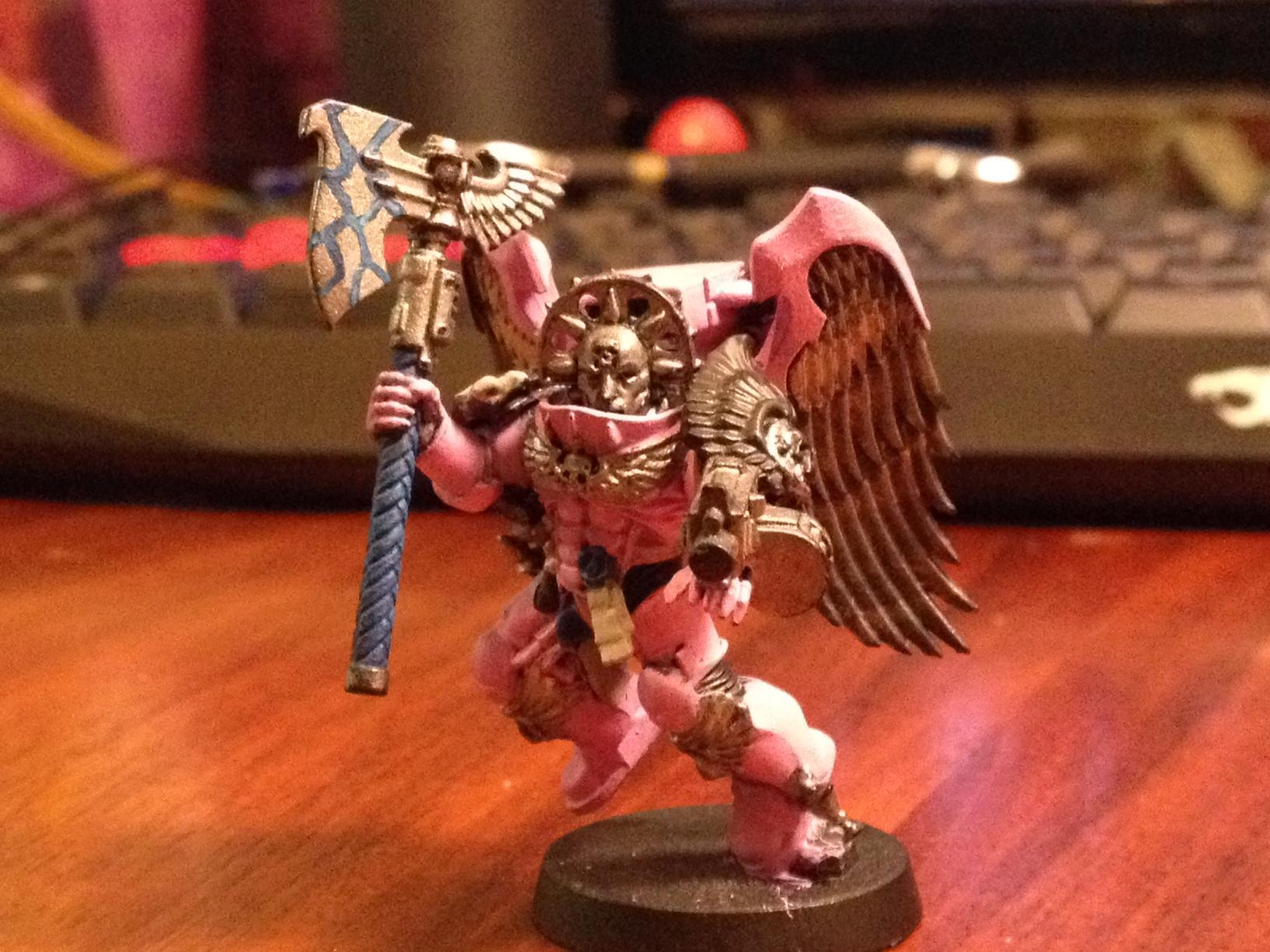 Blood Angels, Sanguinary Guard