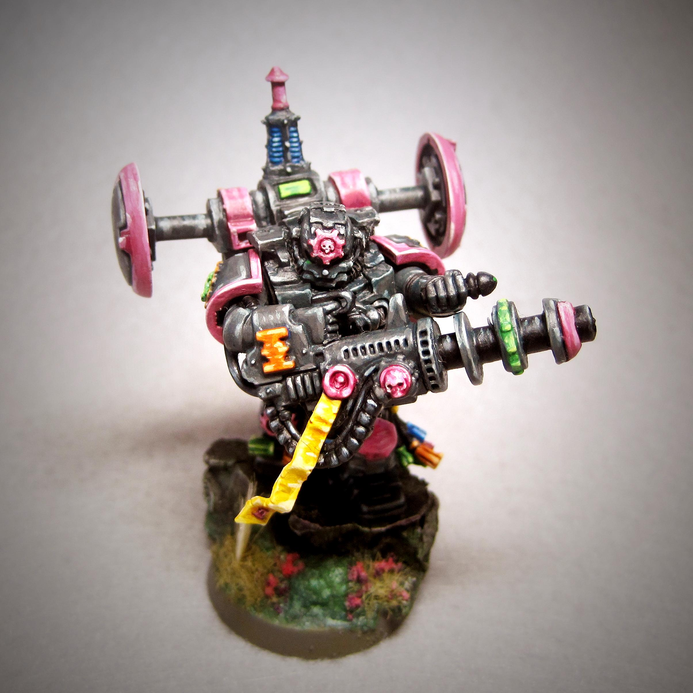 Grey Knights, Techmarine, Warhammer 40,000