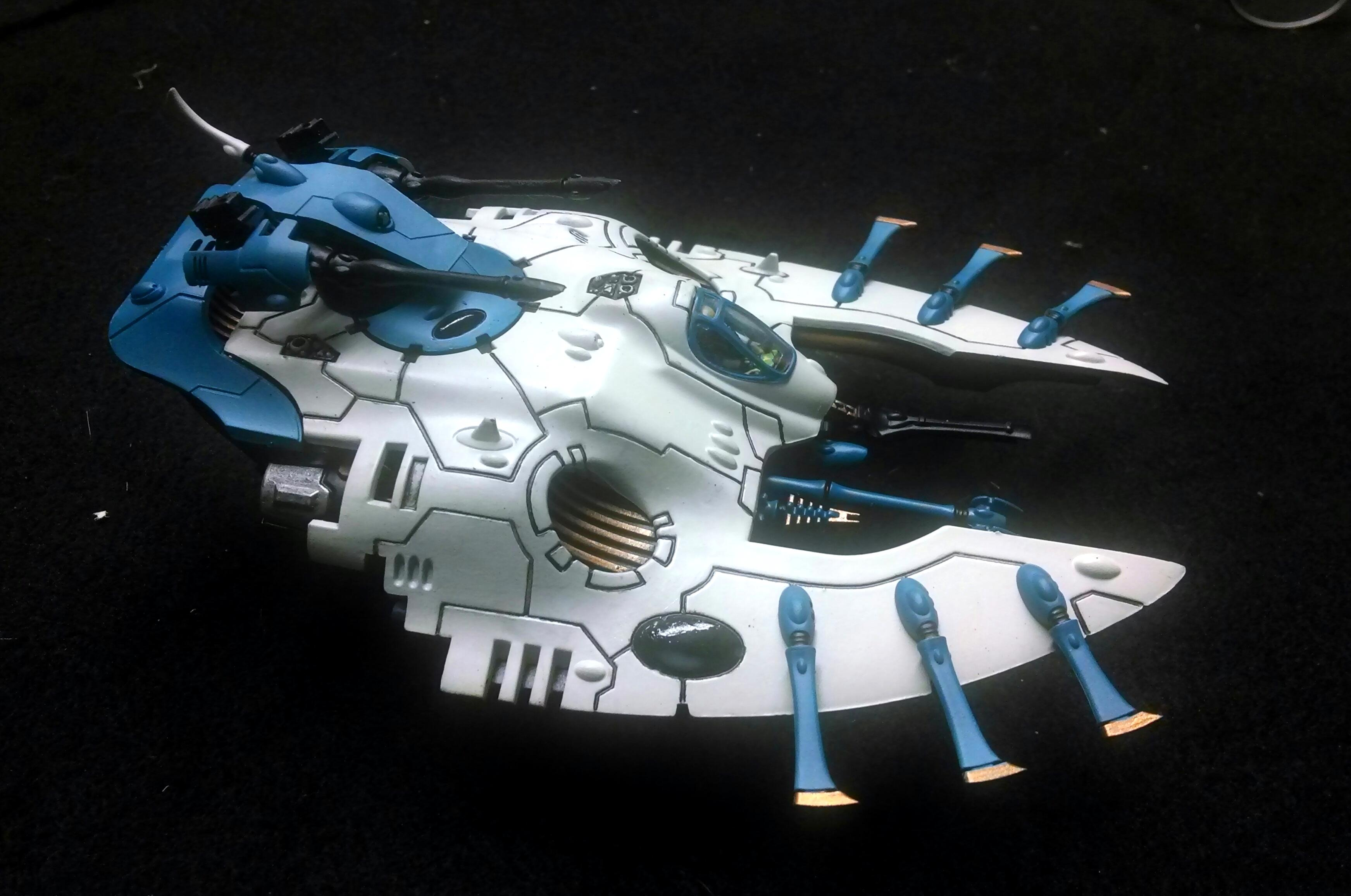 Eldar WaveSerpent 2