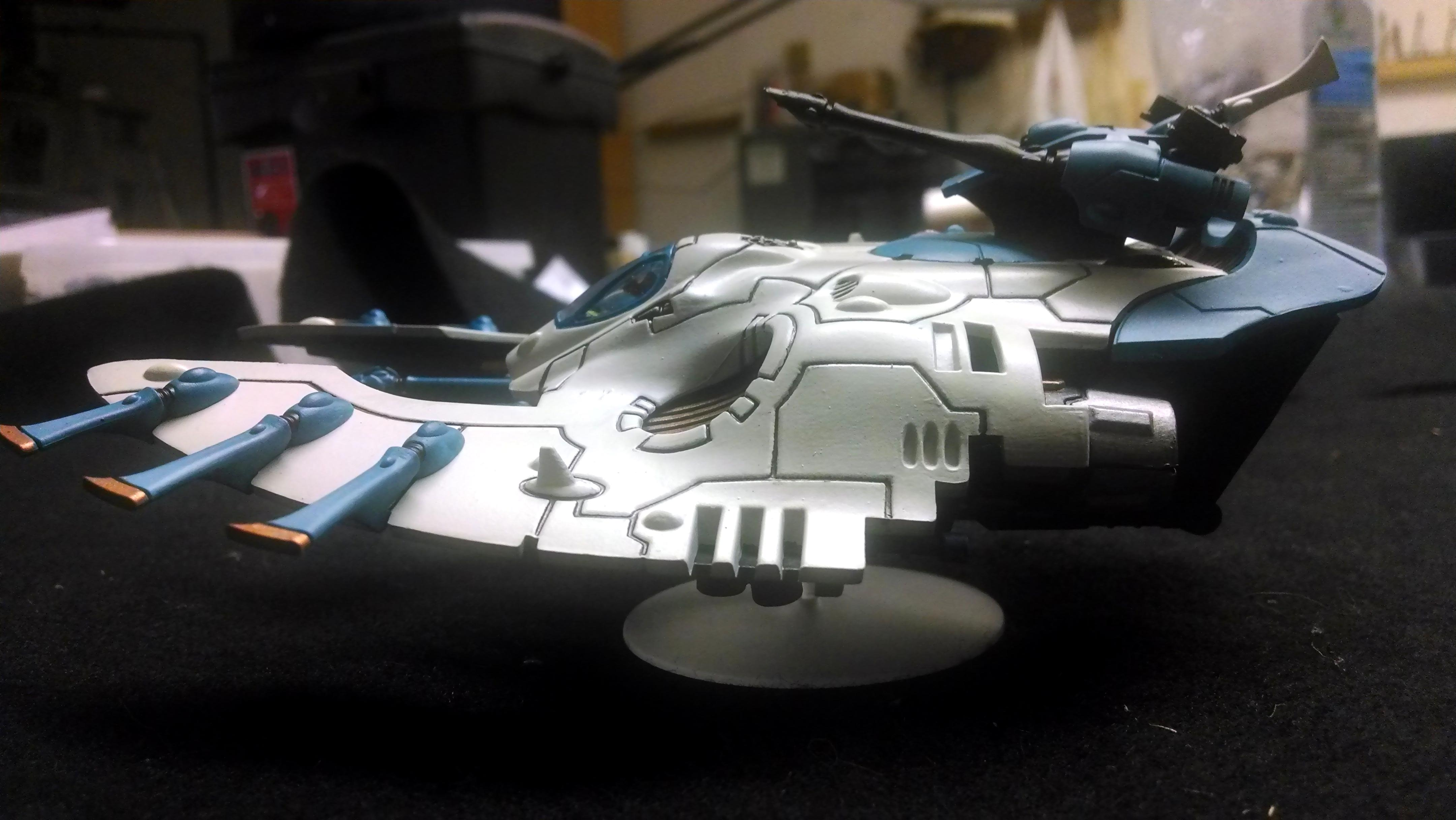 Eldar Wave serpent 4