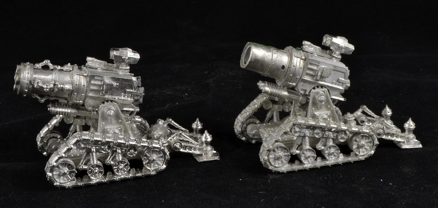 Tfc, Thunderfire Cannon, Work In Progress