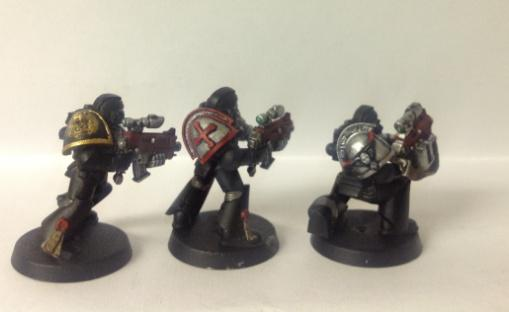 Deathwatch, Work In Progress