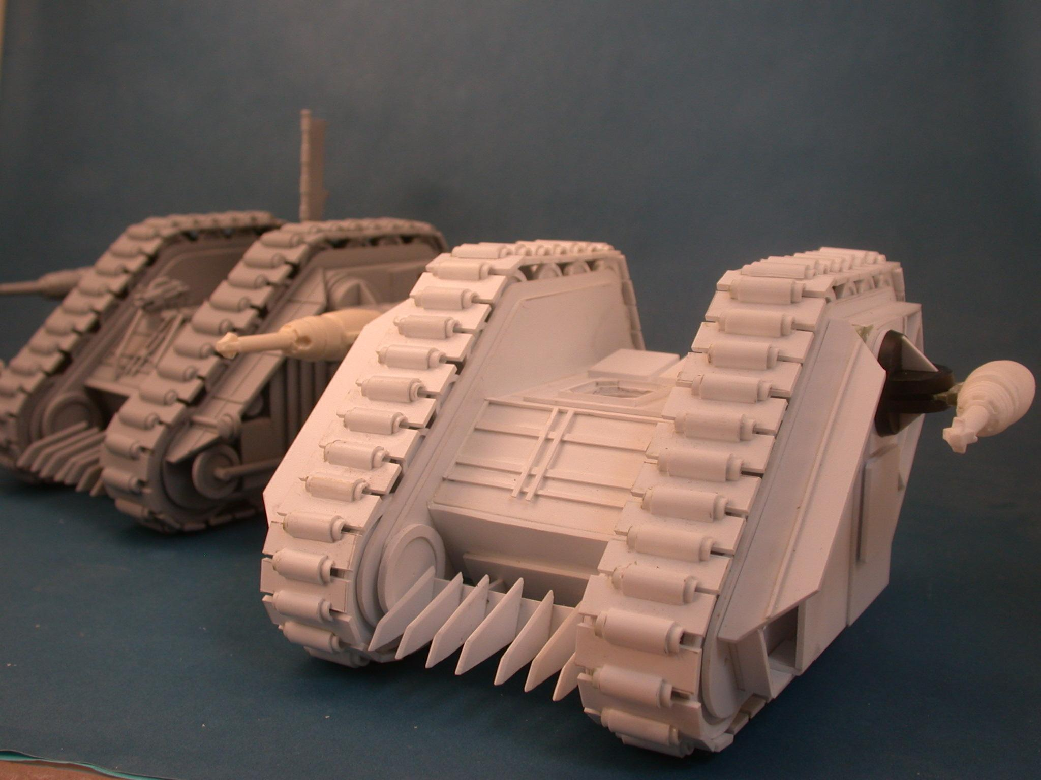 Hellfire Landraiders