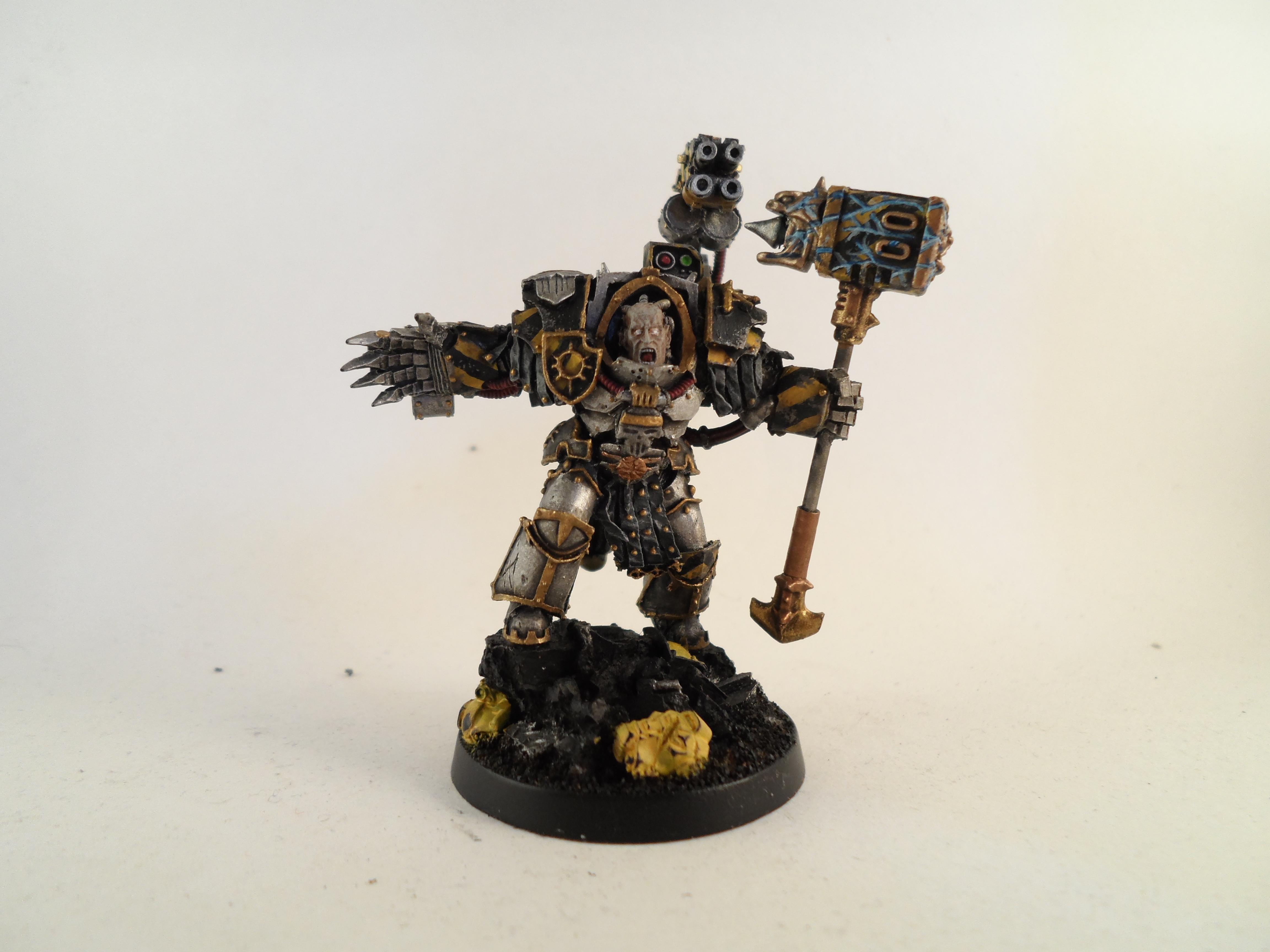 Iron Warriors, Terminator Armor