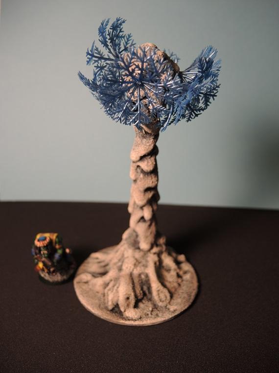 Alien Jungle, Commission, Commissions, Siren Tree, Terrain, Waaazag