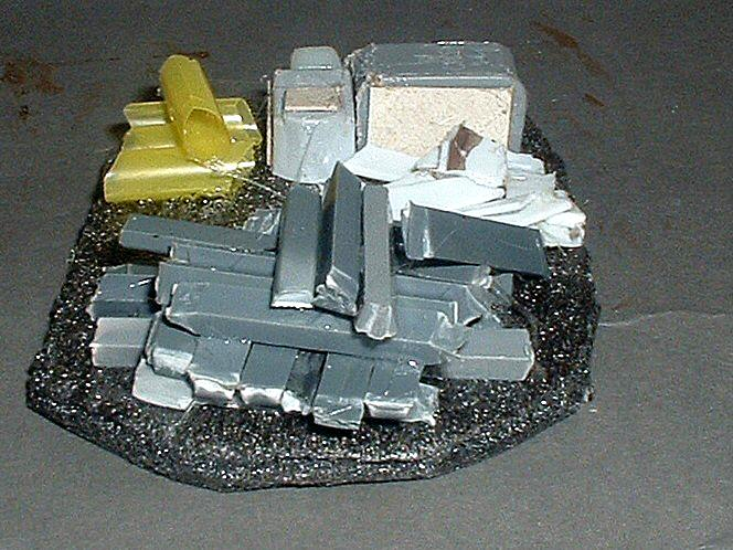 6mm, Terrain, Junk Yard