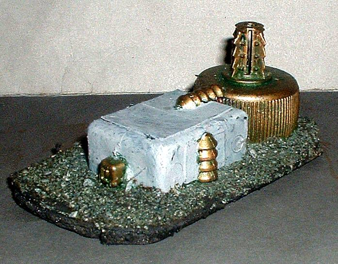 6mm, Terrain, Works