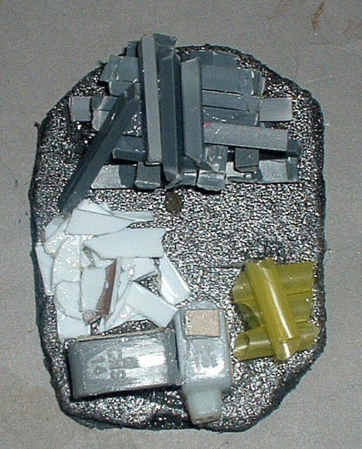 6mm, Terrain, Junk Yard Top