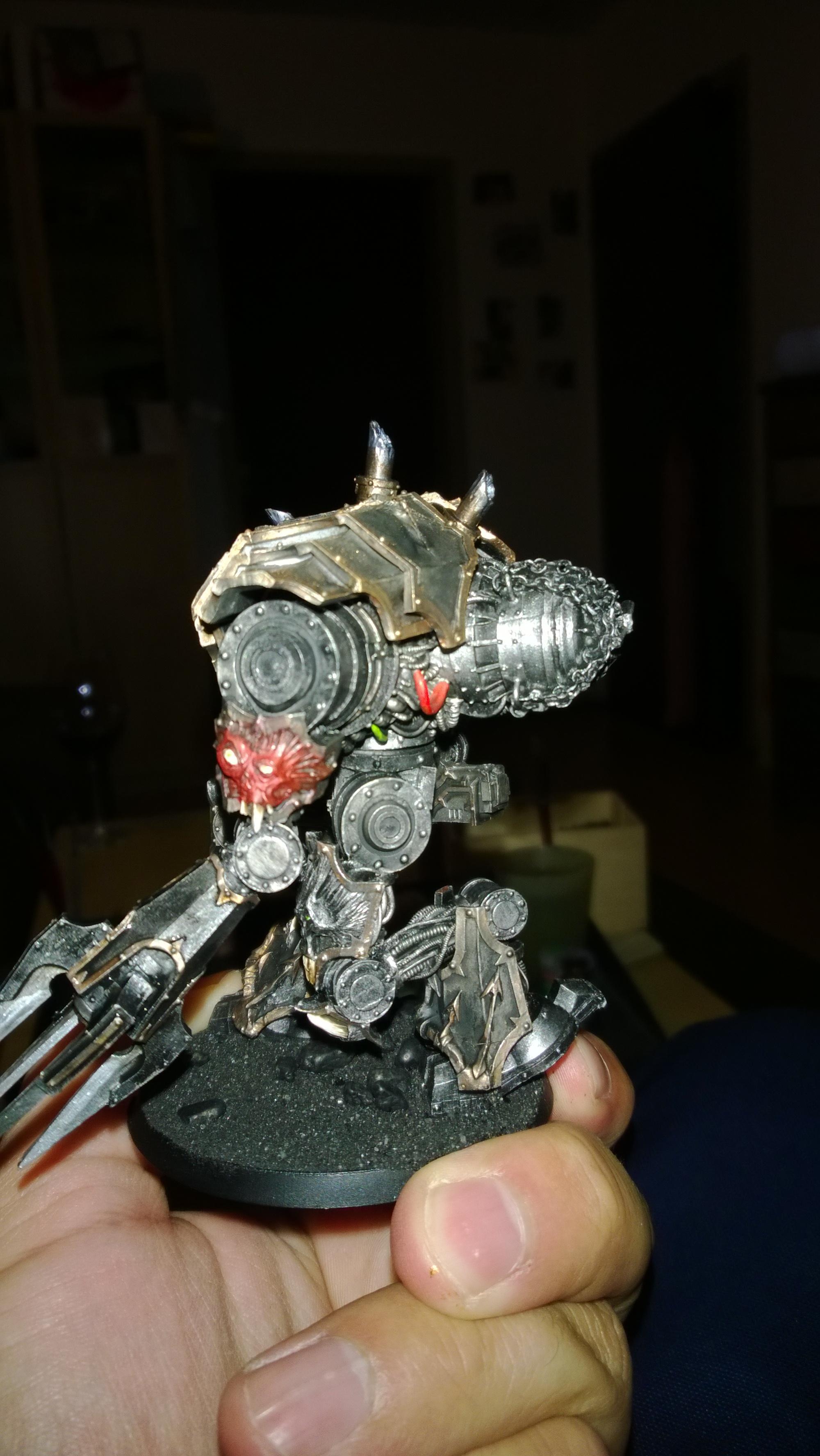 Cybot, Iw, IronWarrior CSM