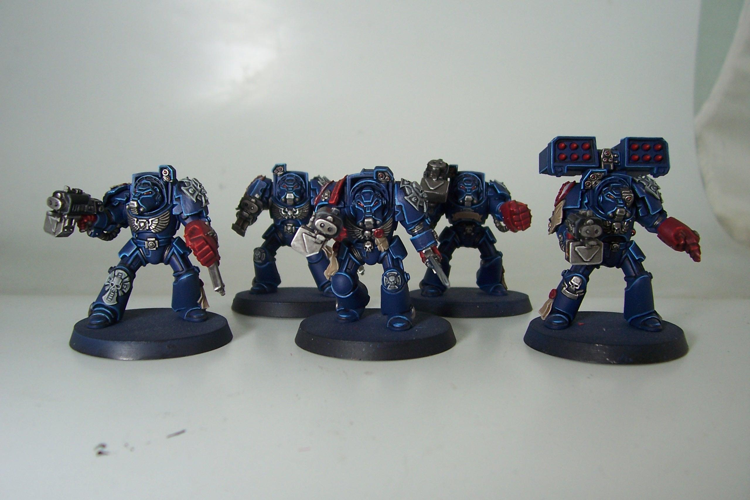 C F Terminators