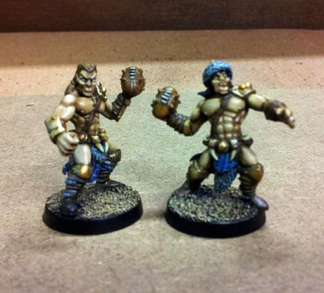 Ball, Blood Bowl, Human, Infantry, Norse