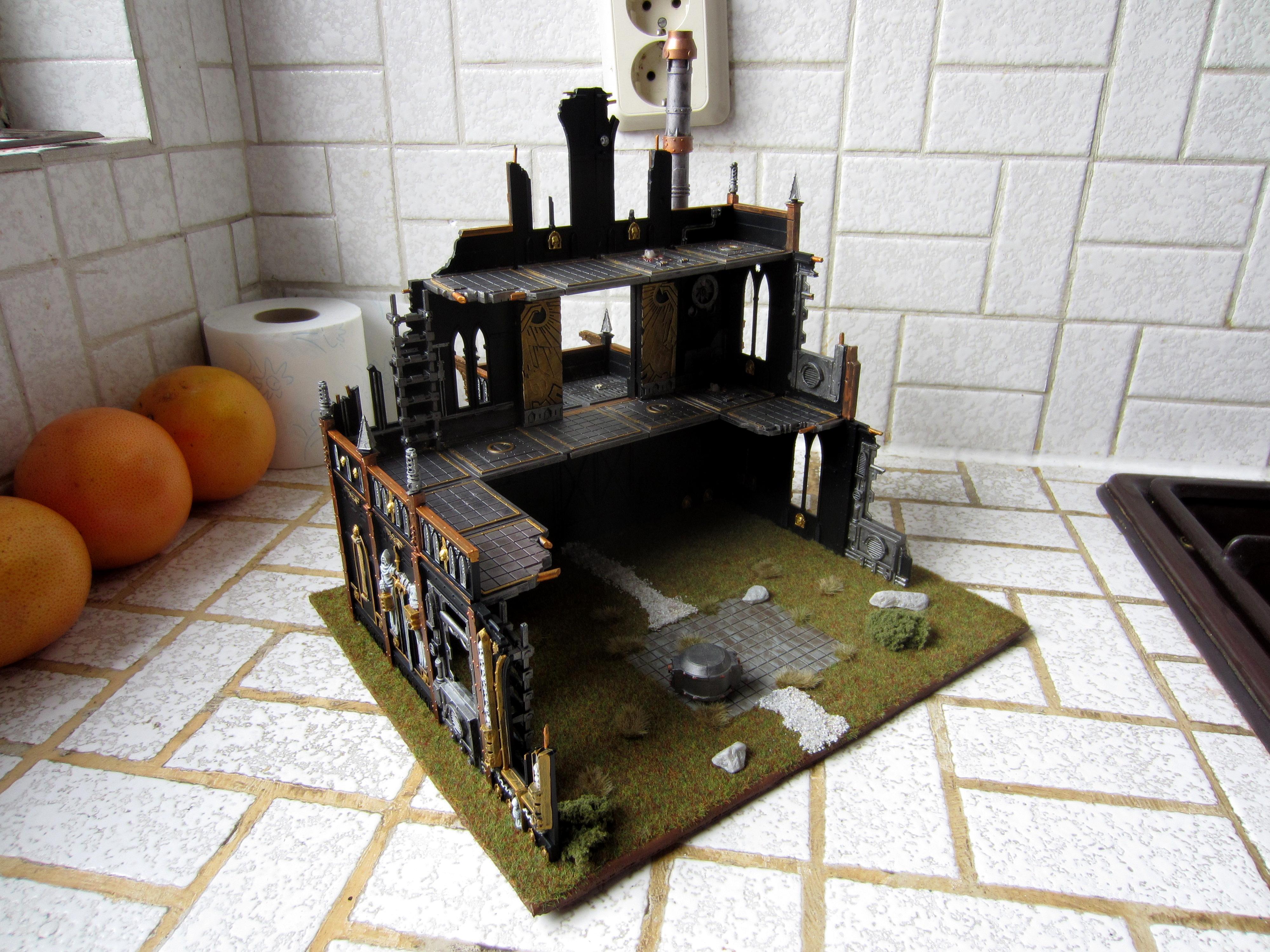 Games Workshop, Imperial Sector, Ruins, Terrain