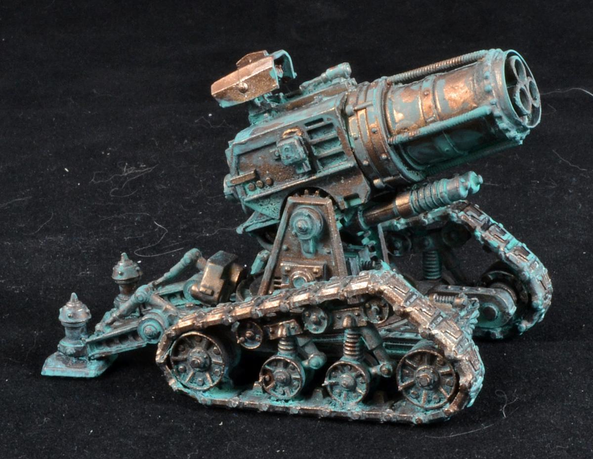 Mantis Warriors, Space Marines, Thunderfire Cannons, Warhammer 40,000, Work In Progress