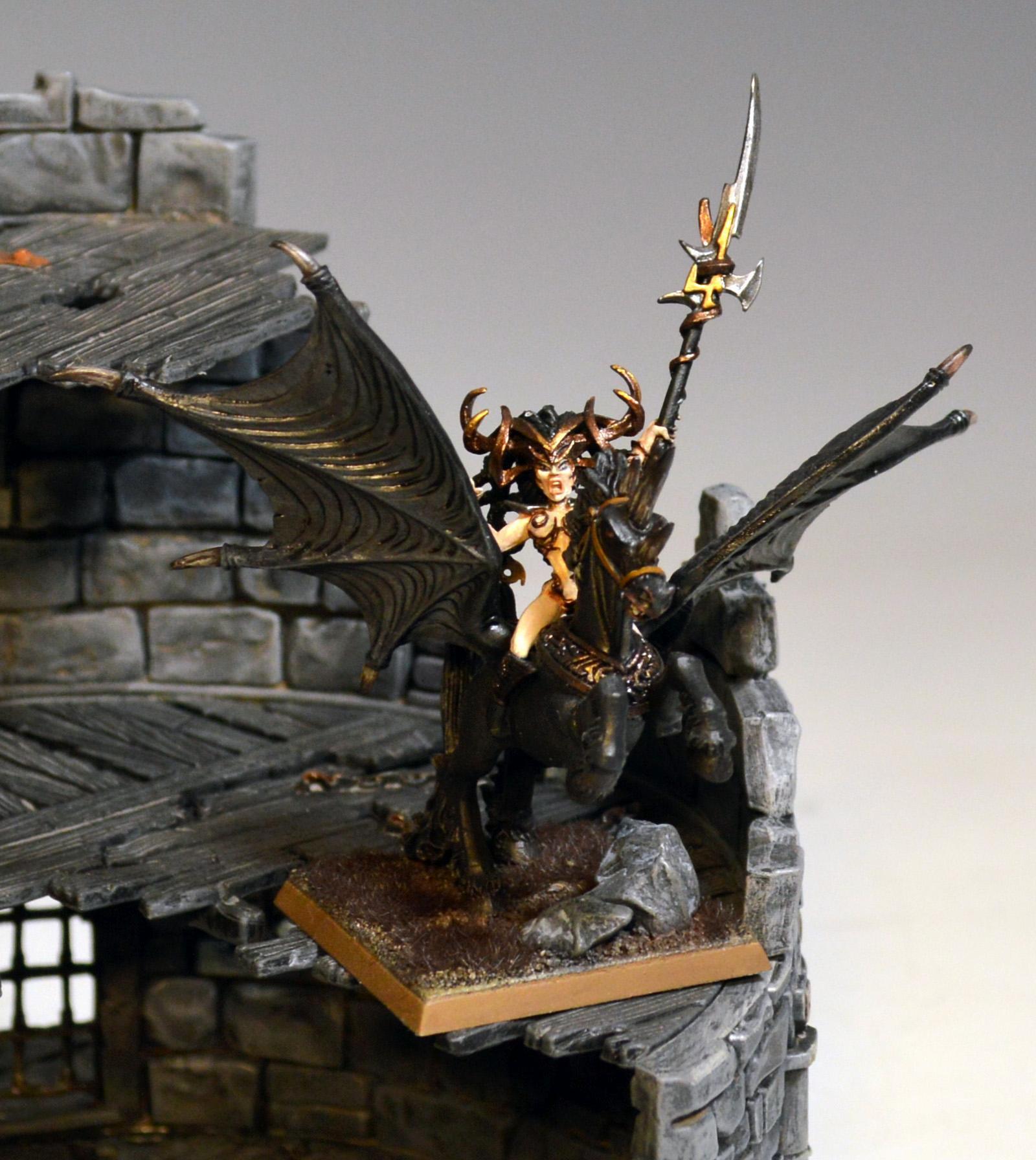 Dark Elves, Morathi, Morathi, the Hag Sorceress
