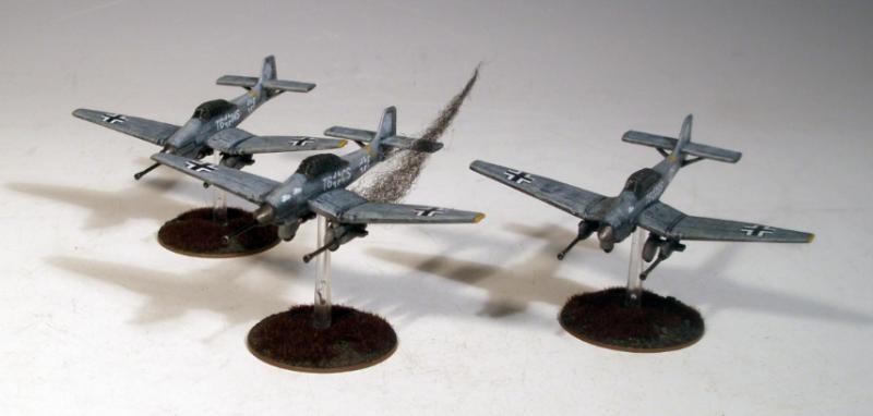 Flames Of War, Germans, Ju 87, Luftwaffe, Stuka