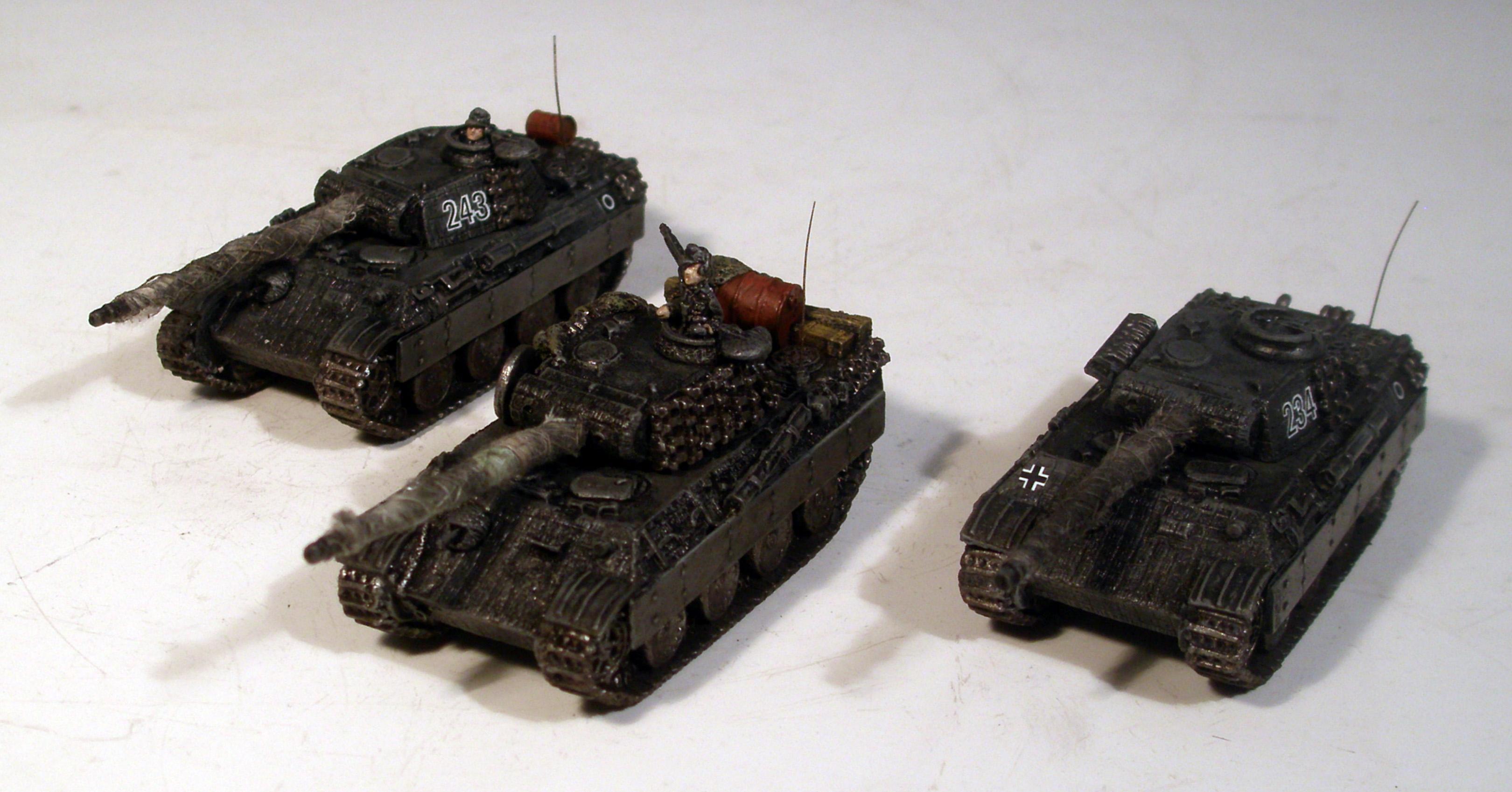 Flames Of War, Germans, Panther, Panzer