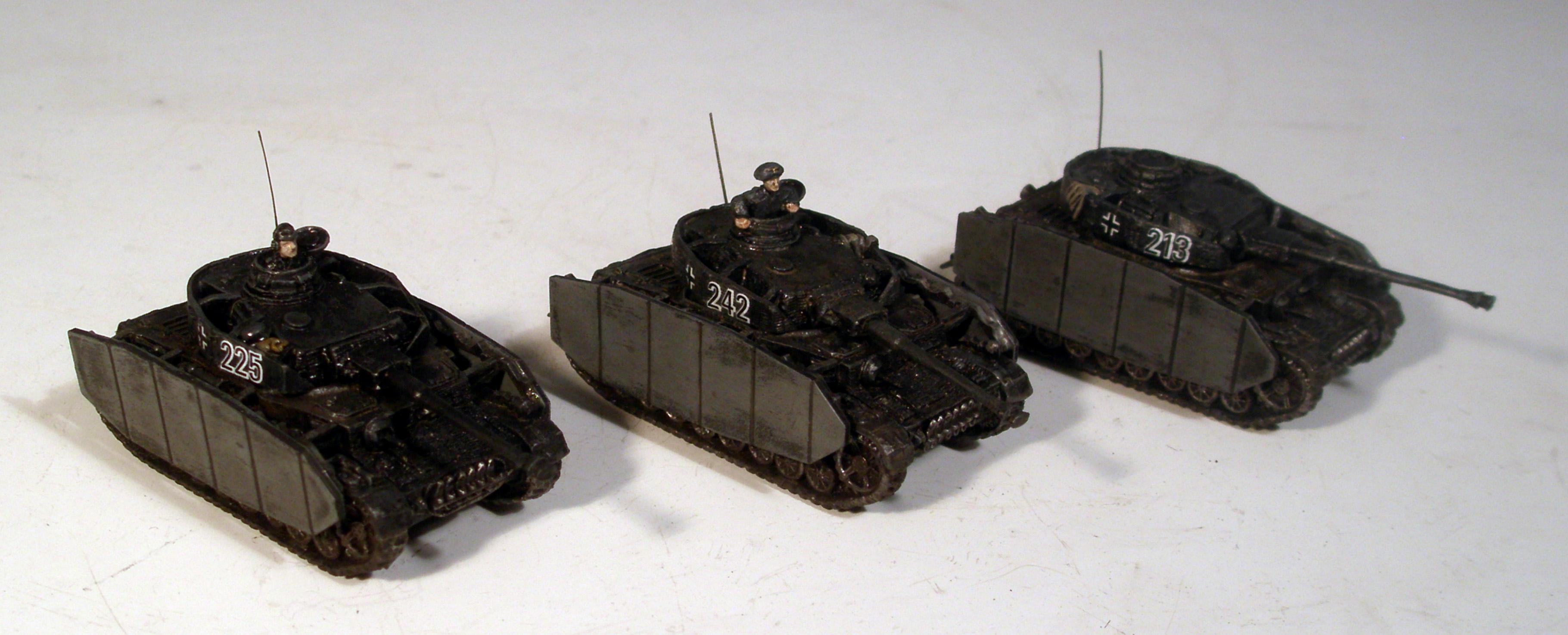 Flames Of War, Germans, Panzer, Panzer Iv