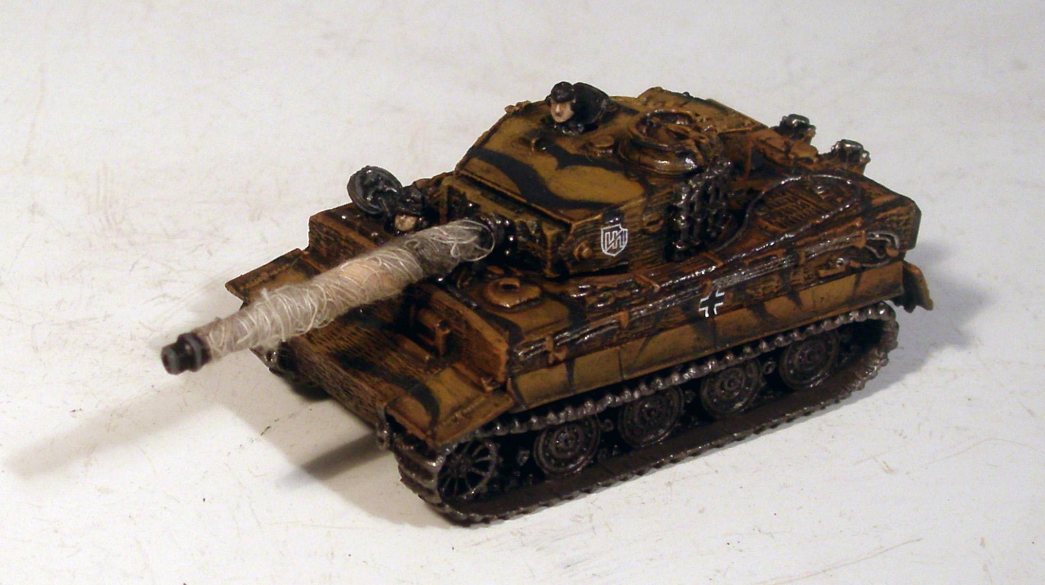 Flames Of War, Germans, Panzer, Tiger
