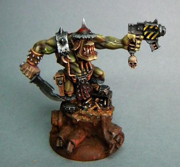 40'000, Orks, Slugga Boy, Warhammer 40,000, Warhammer Fantasy