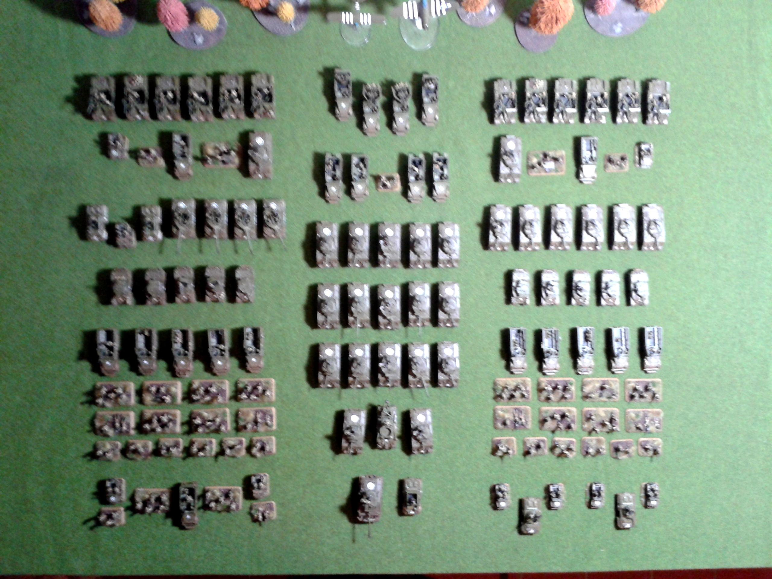 15mm, Flames Of War, Us Armored Division