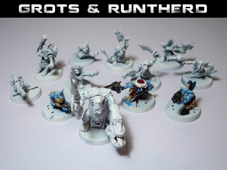 Army, Blue Skin, Buy, Custom, Ebay, Ice Cream, Orks, Sale, Snowmobile, Themed, Warhammer 40,000, Warhammer Fantasy