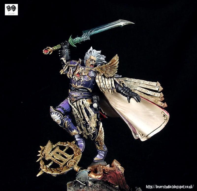 Emperor's Chidlren, Fulgrim, Horus Heresy, Primarch
