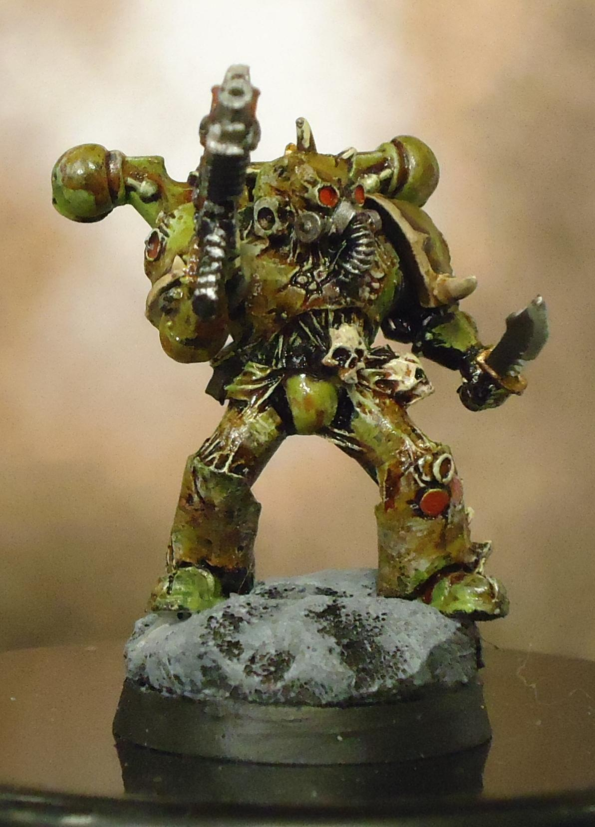 Chaos Space Marines, Death Guard, Decay, Plague Marines, Rot