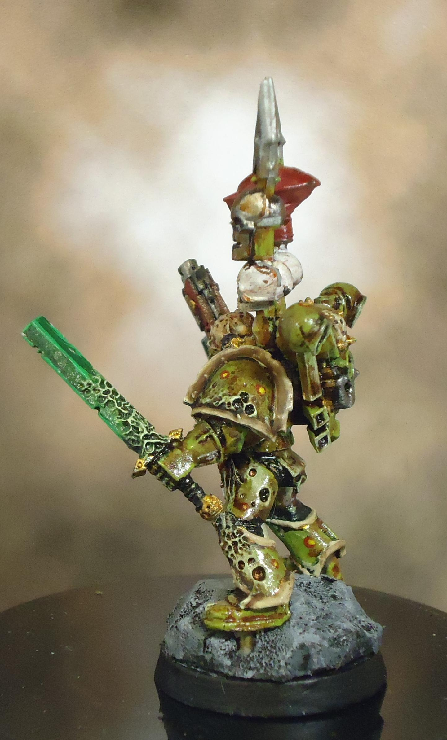 Chaos Space Marines, Death Guard, Decay, Nurgle, Plague Marines, Rot