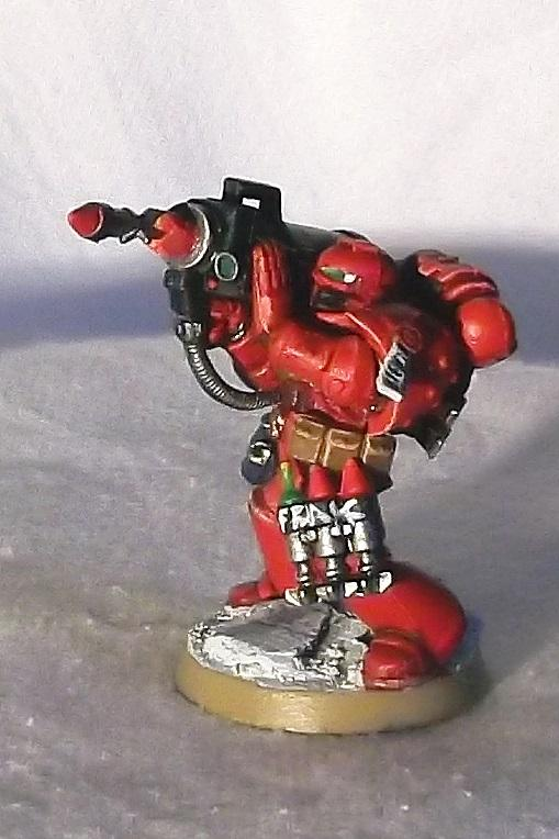 Blood Angels, Space Marines, Warhammer 40,000