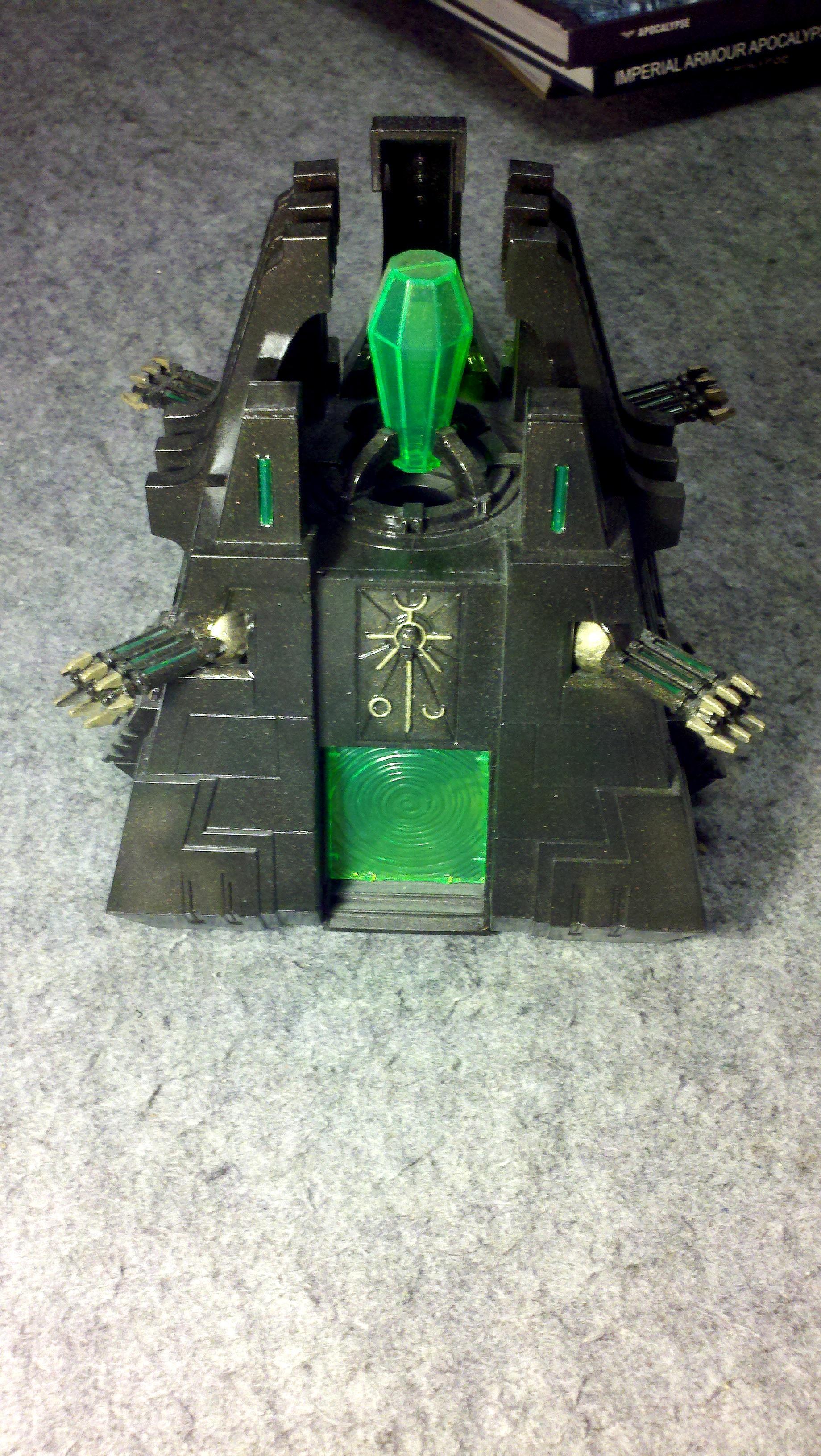 Monolith, Necrons, Warhammer 40,000