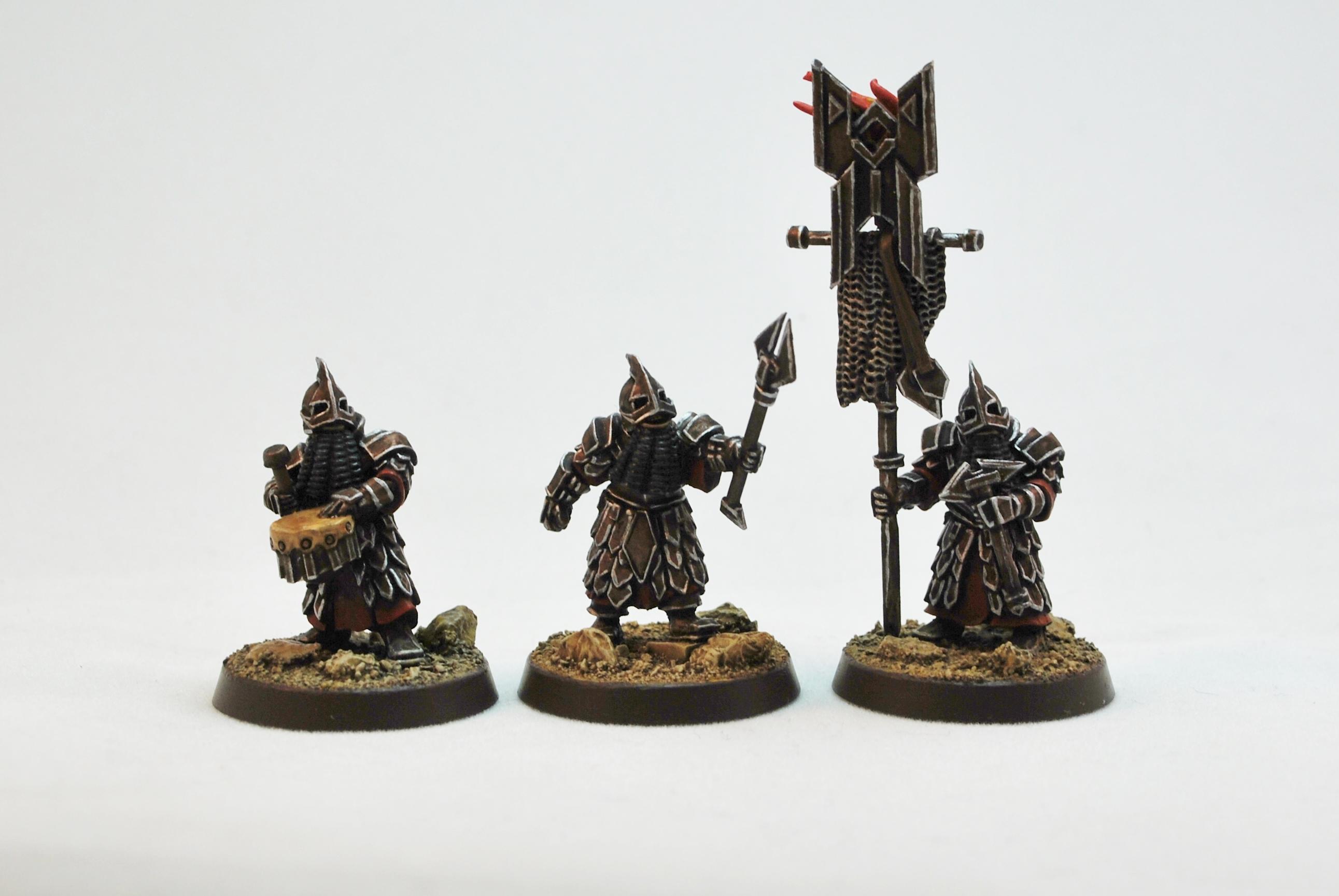 Fallen Dwarves