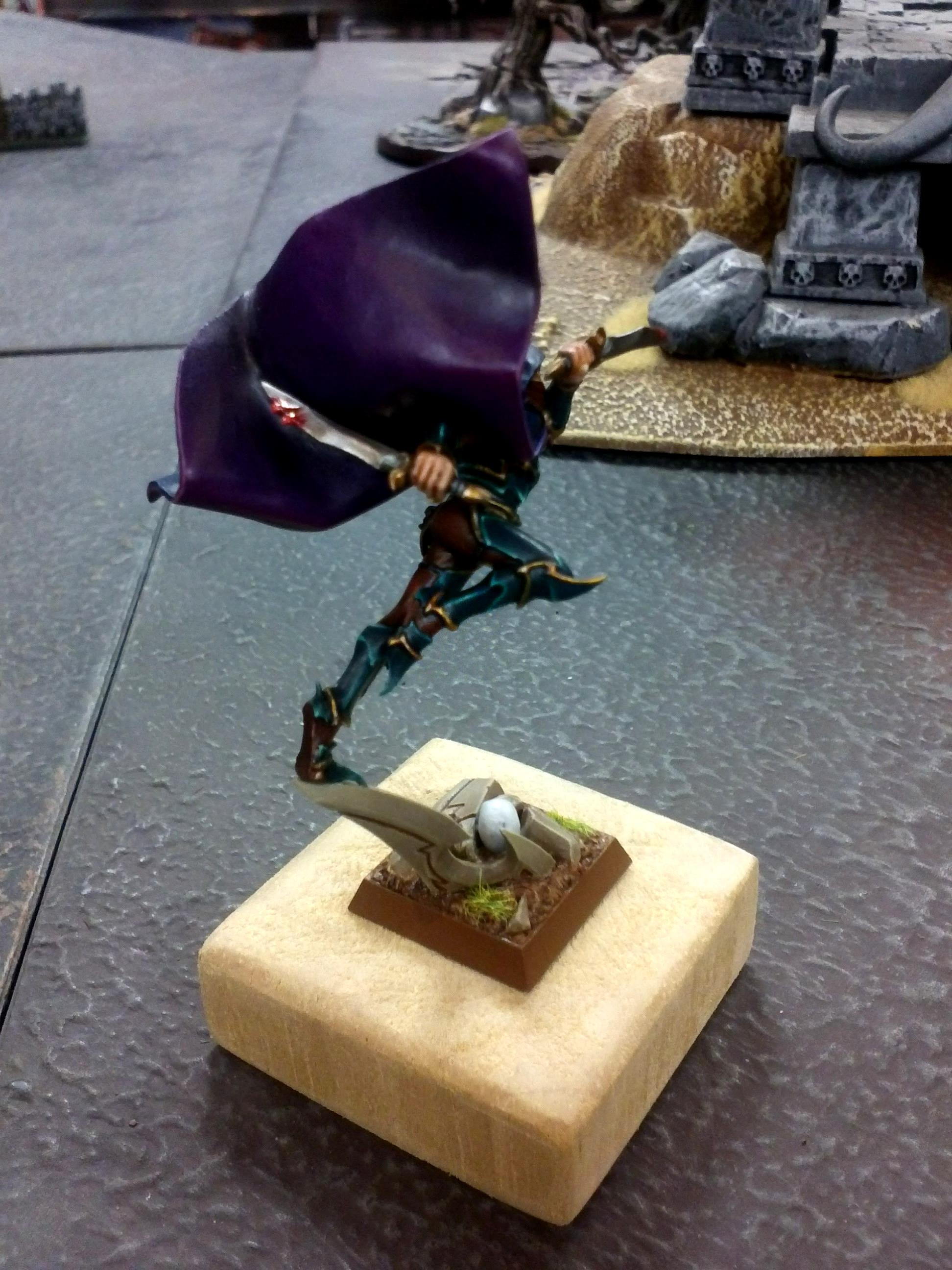 Dark Elves, Warhammer Fantasy
