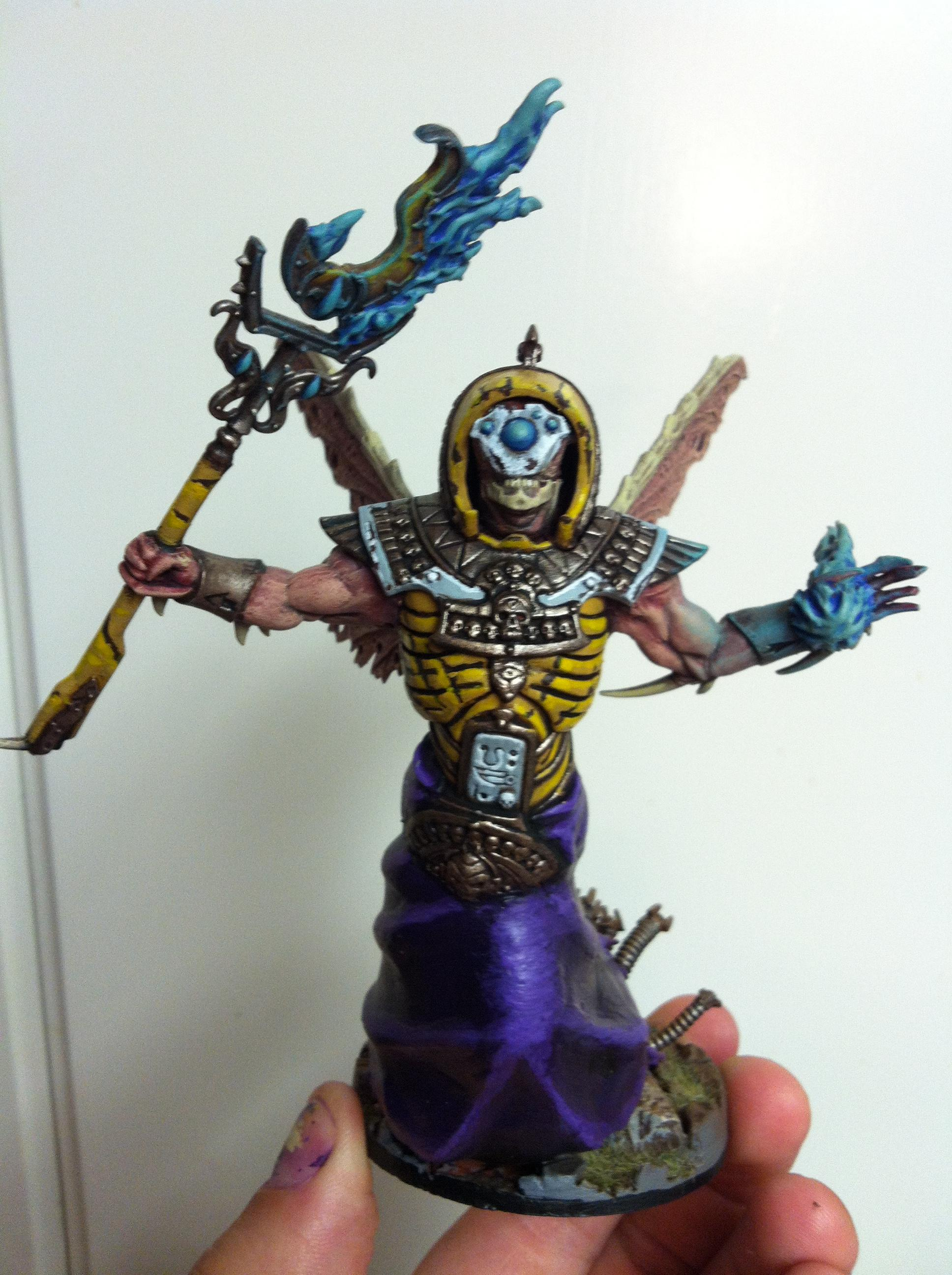 Fateweaver, Fmc, Greater Daemon, Lord Of Change, Monstrous Creature, Tzeentch