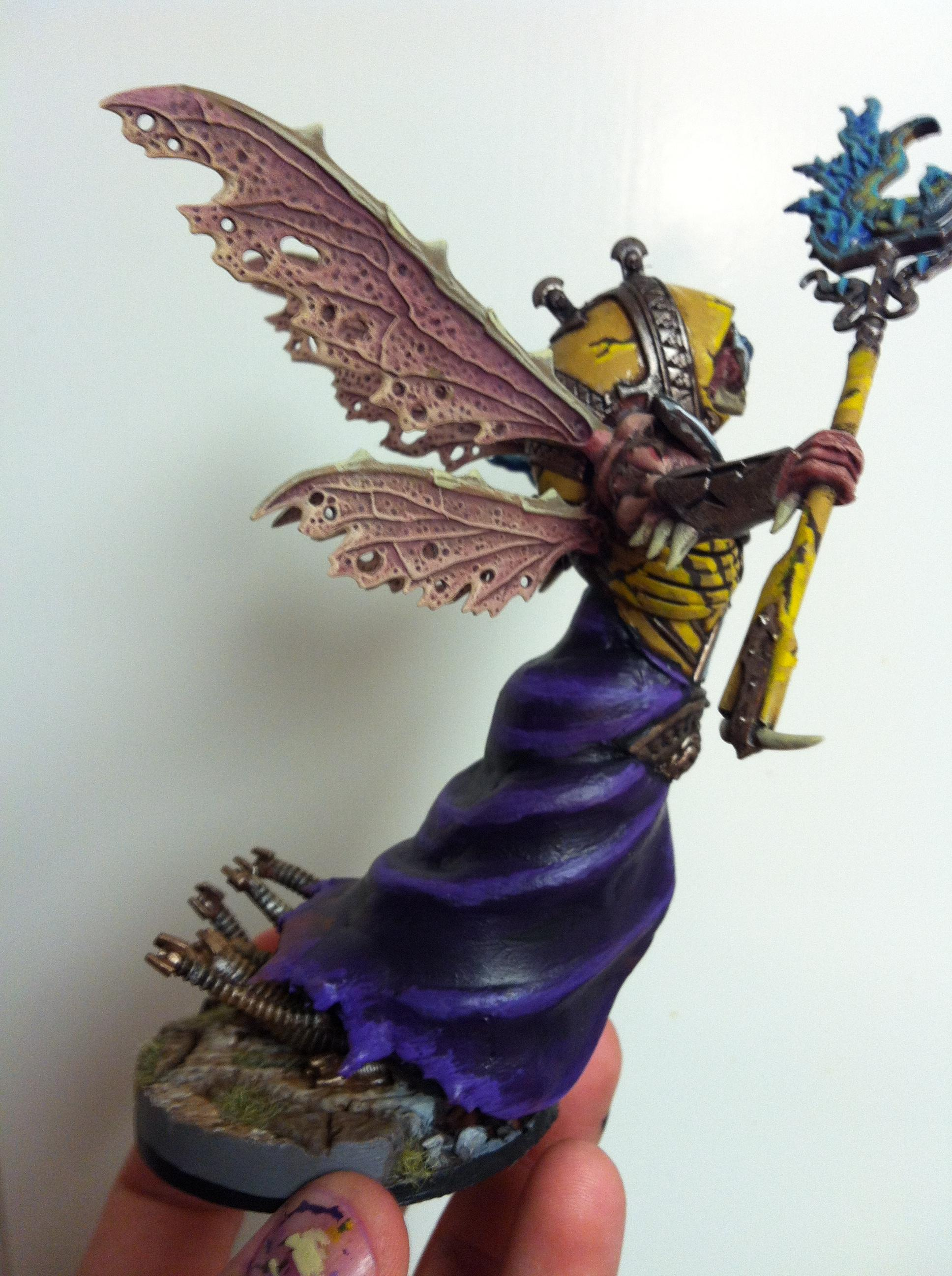 Fateweaver, Fmc, Greater Daemon, Lord Of Change, Monstrous Creature, Tzeentch