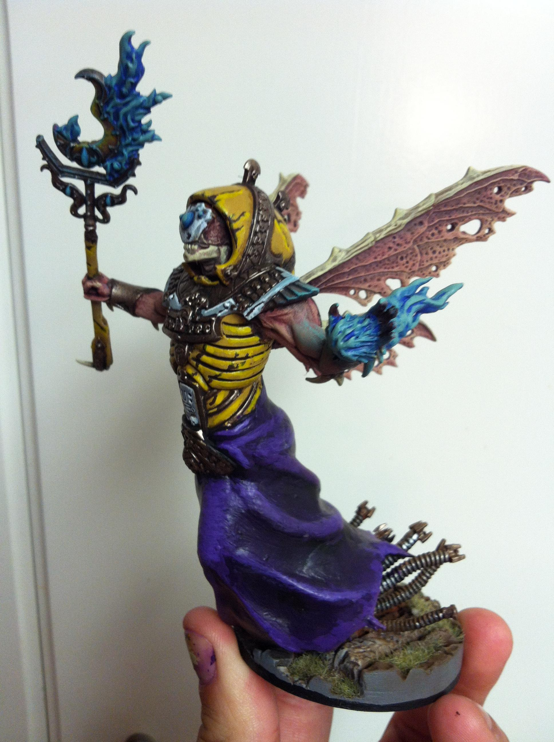 Conversion, Fateweaver, Fmc, Greater Daemon, Lord Of Change, Monstrous Creature, Tzeentch
